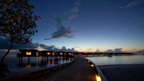 天堂岛国马尔代夫 不一样的绿色奢华