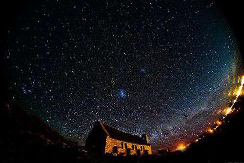 世上最美的星空,没有之一!