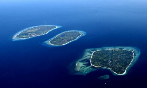 印尼吉利群岛与龙目